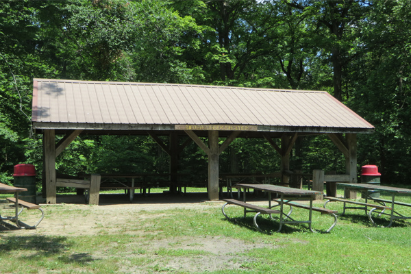 Silver Creek Shelter